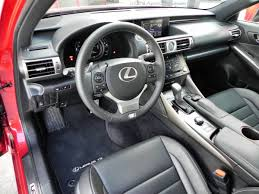 lexus sport car interior 2014 lexus is350 f sport awd a sports car with refinement
