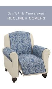 How To Make A Wing Chair Slipcover Living Room Couch Covers Bath And Beyond Wingback Slipcover