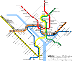 Washington Iad Airport Map by What About A U201cgold Line U201d For Route 7 U2013 Greater Greater Washington