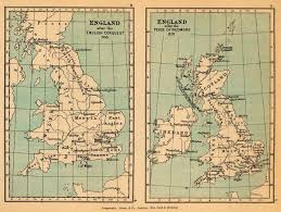 Map Of England by Map Of England In 700 And 878 Full Size