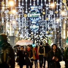awesome picture of london christmas lights catchy homes interior