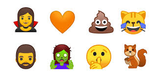 android to finally get rid of blob emojis in