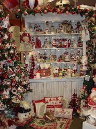 i would love to own a christmas store or a red barn opened at
