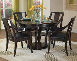 home styles rio vista 5 piece espresso game table set 5902 318