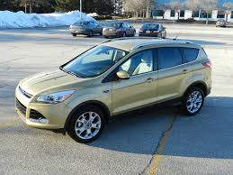 Ford Escape White - karat gold titanium page 2 2013 2014 2015 2016 2017