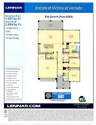 lennar floor plans new homes for sale goodyear avondale real estate litchfield park