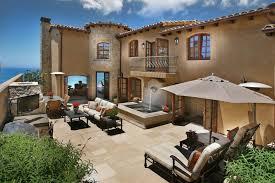 interior glamorous mediterranean home interior design with