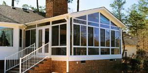 Sunroom On A Deck Patio U0026 Deck Sunrooms Porch U0026 Deck Enclosures Sunquest Inc Of