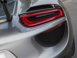 porsche 918 exterior stock tom hartley jnr