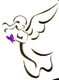 tattoo angel simple 40 best angel with halo tattoo outline images on pinterest tattoo