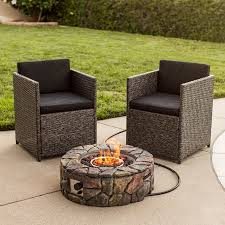 Gas Firepits Best Choice Products Bcp Design Pit Outdoor Home Patio
