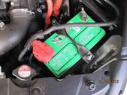 2006 toyota camry battery 12v battery replacement detailed greenhybrid hybrid cars