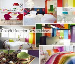 Rainbow Designs  Colorful Home Decor Ideas - Colorful home interior design