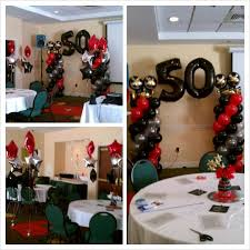 Mens 40th Birthday Decorations Man U0027s 50th Birthday Party Decoration Ideas Willie Hugh Party