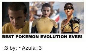Pokemon Evolution Meme - best pokemon evolution ever 3 by azula 3 pokemon meme on me me