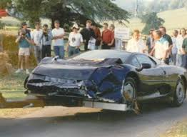 gloria joy victor 1 top 10 most expensive car wrecks in history