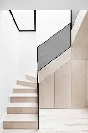 naturehumaine architects mcculloch residence modern staircase