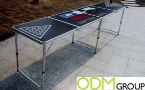 how long is a beer pong table unique promotional ideas branded beer pong table theodmgroup blog