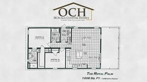 custom homes floor plans ocala custom homes floorplans the royal palm ocala custom homes