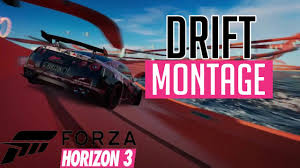 hoonigan rx7 twerk stallion forza horizon 3 drift montage youtube