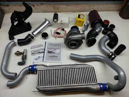 Sold 94 95 P1sc Procharger Kit W 3 Core Intercooler For Sale