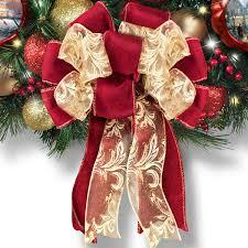 Brylane Home Christmas Decorations Amazon Com Thomas Kinkade Season Of Splendor Lighted Christmas