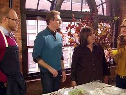 thanksgiving table tips food network