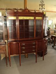 hepplewhite federal style china buffet cabinet furniture