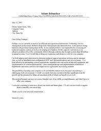 Help Desk Technician Training Service Desk Technician Cover Letter