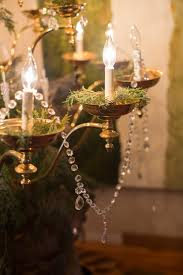 Tree Chandelier Chandelier Christmas Tree The House That Lars Built