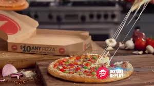 cuisine tv replay abancommercials pizza hut tv commercial pizza hut advertsiment