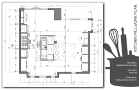 floor plan country kitchen plans interesting kevrandoz