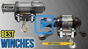 top 8 winches of 2017 video review