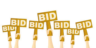 auto bid auction incentive auction