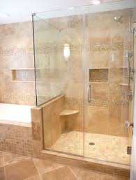 excellent travertine tile designs for bathrooms for your interior
