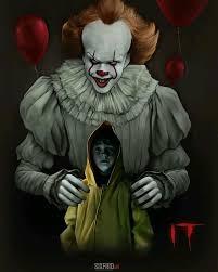 film it sixfridart it 2017 horror movie villains pinterest horror