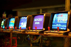 Neo Geo Arcade Cabinet Seven Neo Geo Games That Need To Get Ported To Modern Consoles