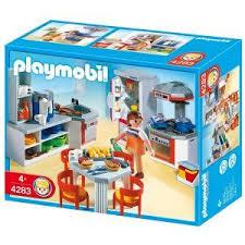 playmobil cuisine 5329 cuisine playmobil comparer 26 offres