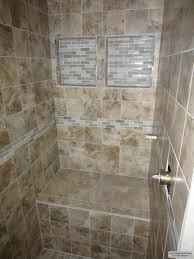 Bathroom Shower Niche Ideas 100 Niche In Bathroom Wall Bathroom Accent Tile Brown