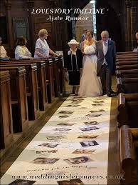 aisle runners for weddings wedding aisle runners 01204 419906 07758 944568