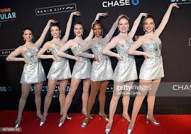 radio city rockettes stock photos and pictures getty images