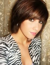 bob haircuts for thick curly hair short layered bob hairstyles front and back view hollywood official