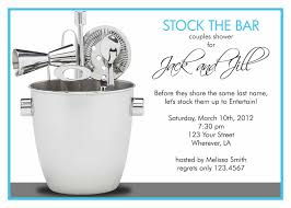 stock the bar invitations stock the bar invites tolg jcmanagement co