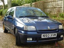 renault alliance blue renault clio williams 3 blue