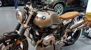 bmw motorcycle scrambler bmw r ninet scrambler r9t motorcycle 2017 toronto auto show