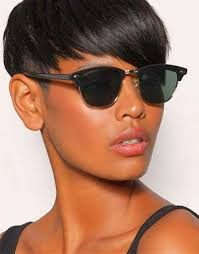 short hairstyles with bangs for black women 7 awesome short bob