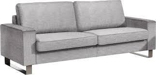 edward schillig sofa ewald schillig 2 sitzer sofa l conceptplus mit eleganten