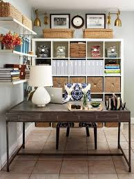 Office Wall Decorating Ideas Enchanting Modern Desks For Home Office Construction Luxury Design