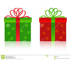 wrapped christmas boxes christmas gift box stock photography image 6420352