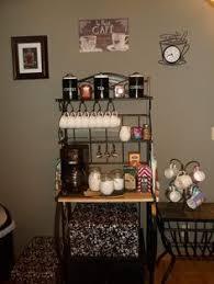 Diy Bakers Rack Bakers Rack Coffee Bar Home Inspiration Pinterest Beverage